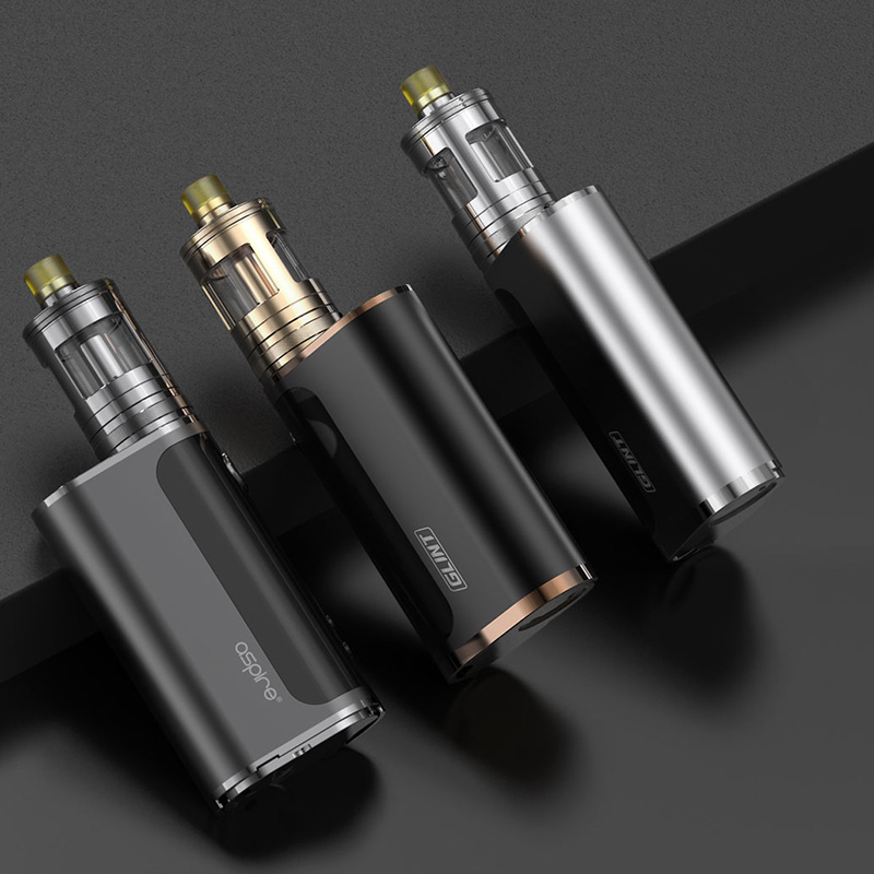 Original Aspire Nautilus GT Kit 75W Glint Mod And 3ml Nautilus GT Tank With Nautilus BVC Coil Type-C Electronic Cigarette Vape