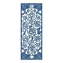 YaMinSanNiO Flower Frame Metal Cutting Dies New 2019 Dies Scrapbooking Rose Craft Dies Card Making Panel Die Cuts Card Making цена
