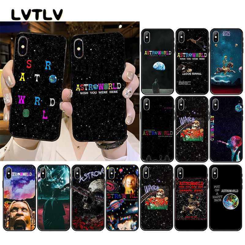 Lvtlv Travis Scott Astroworld Tour Teddy Bear Wish You Here Phone Case For Iphone 11 Pro Xs Max 8 7 6 6s Plus X 5 5s Se Xr Case Aliexpress