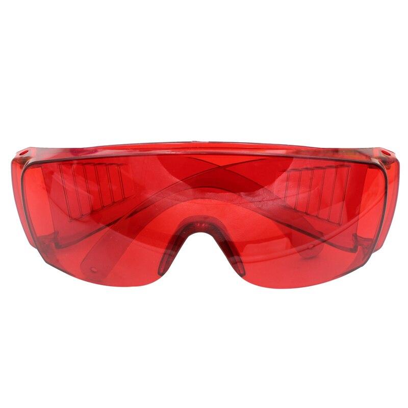 1Pcs Dental Protective Glasses For Curing Light Teeth Whitening Lamp UV GOGGLE Transparent Dental Tools Dentist Lab Instrument