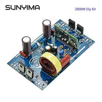 SUNYIMA Updates 2000W Pure Sine Wave Inverter Power Board Post Sine Wave Amplifier Board DIY Kits - DISCOUNT ITEM  17% OFF All Category