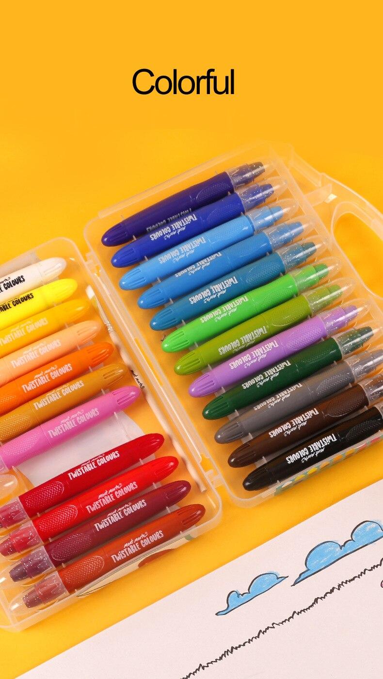 conjunto de lápis para crianças cores pastel