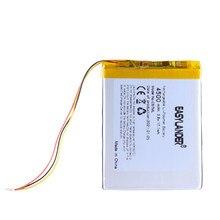 3,8 V 3920mAh batería para la gestion de DARWIN 3 4 César 3 C67LM e-book Carta2 C67ML C63ML T76ML T76SML C65ML C65HD T68