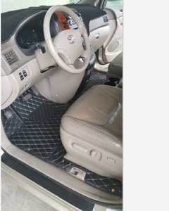 Автомобильные коврики 3 ряда Вкладыш Комплект для Toyota Sienna 2004 2005 2006 2007 2008 2009 2010 4runner коврик Land Cruiser ковры