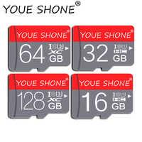 Com cartão de memória livre 128 gb 64 gb 32 gb carte sd 16 gb 8 gb sdxc sdhc micro sd cartão de memória para o telefone
