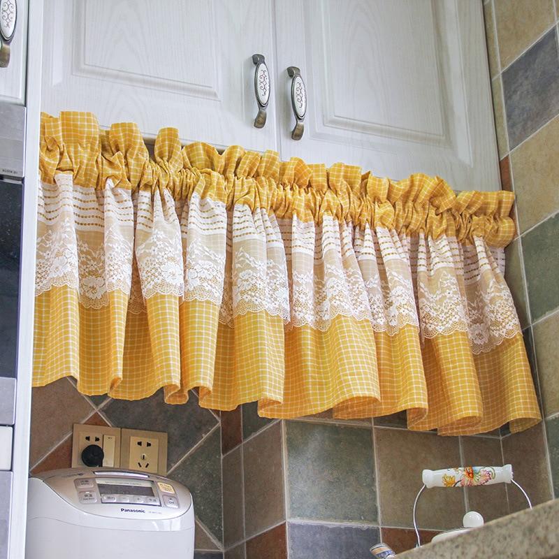 Past Kitchen Curtains Decorative