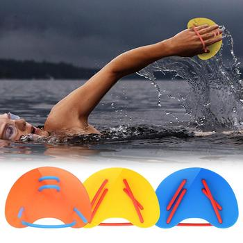 Swimming Hand Webbed Adult ChildrenS Freestyle Paddle Arm Equipment