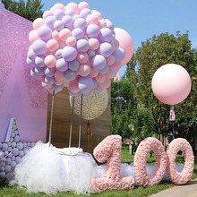 10/20Pcs 10inch Multicolor Macaron Latex Balloons Wedding Decoration Balloon Baby Shower  Festival Birthday Party Supplies