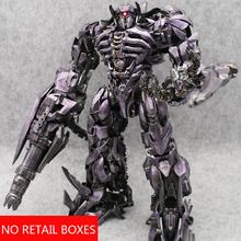 Transformation Robot Leader Action-Figure Toys-No-Box Guardian-Alloy Oversize Magic Shockwave