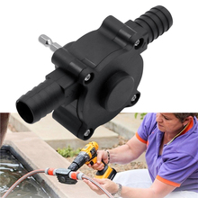 Oil Fluid Water Pumps Portable Electric Drill Pump Self Priming Transfer Pumps for Fresh Sea Water for Farm Irrigation Oc28