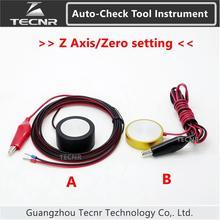 Narzędzia do grawerowania routera CNC ustawienie automatycznego sprawdzania czujnika zerowego instrumentu osi Z.