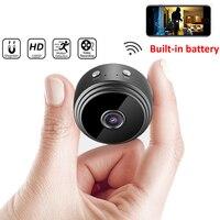 HD 1080P Mini Camera WIFI Mini Camcorder Small infrared Camera DVR Night Vision Motion Detection Video recorder Micro Cam sq11