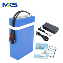 48V Battery 20AH ebike battery 48V 30A BMS 18650 Lithium PVC Battery Pack For 1000W 750W 500W Electric bike Electric Scooter conhismotor ebike 5a lithium battery charger for 48v electric bicycle battery 54 6v output voltage 100 240v input voltage