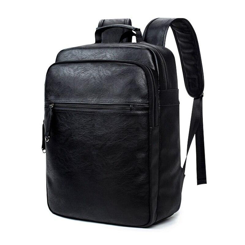 Mens Backpack Business Bag Leisure Bag School Bag Laptop Bag Travel Bag Large Capacity Package