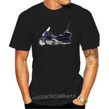 Shirt Hon. GL 1800 Goldwing 2002 Gr. S - 6XL Orig.HAVENROCKER T-Shirt New 2020 Hip Hop T Shirt Men Brand Clothing Fashion Tees
