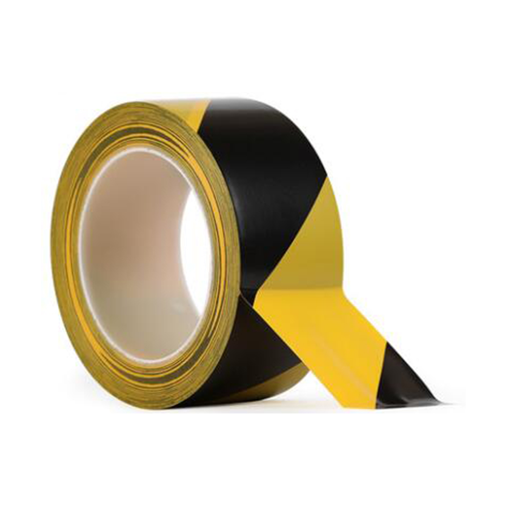 33m 6cm Width Pvc Warning Tape Strong Adhesive Safety Traction
