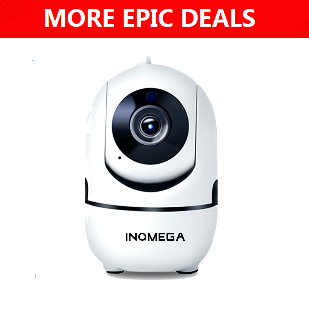 INQMEGA 1080P Full HD Wireless Cloud IP Camera Home Security Surveillance Camera Network Camera Two Way Audio CCTV Camera