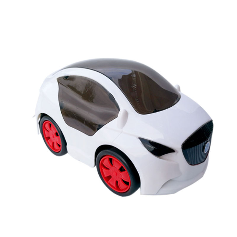 CHILDREN'S Electric Toys Baby Car Toy Universal Wheel Music Light Stall Square Hot Sales