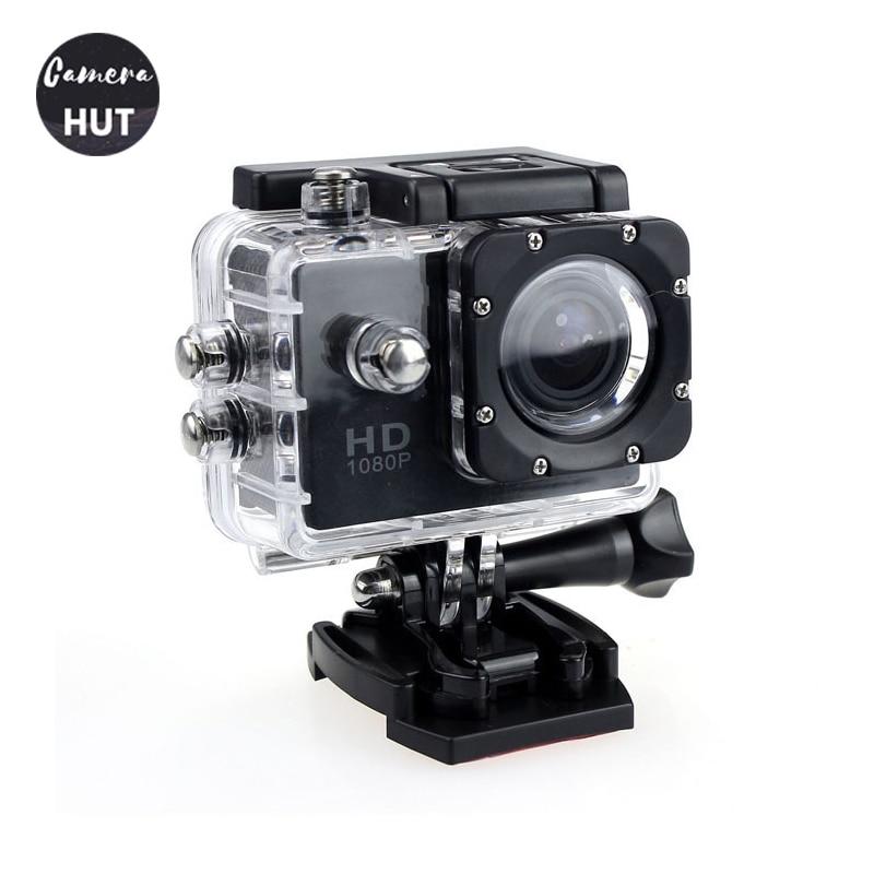Outdoor Sport Action Camera Underwater  Mini Camera Waterproof Cam Screen Multiple Color Water Resistant Video Recording