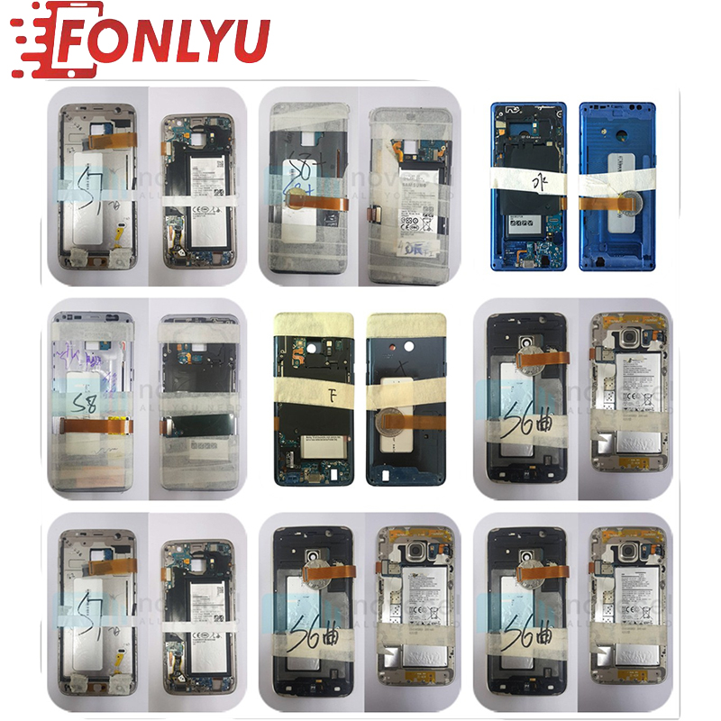 Test <font><b>Motherboard</b></font> Für <font><b>Samsung</b></font> <font><b>S5</b></font> S6 S6 rand S6 + rand S7 S7 rand S8 S8 + LCD Touch Screen display Test Lcd Handy Reparatur image