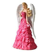 Крылья Ангела Статуэтка прекрасный Купидон Искусство Скульптура