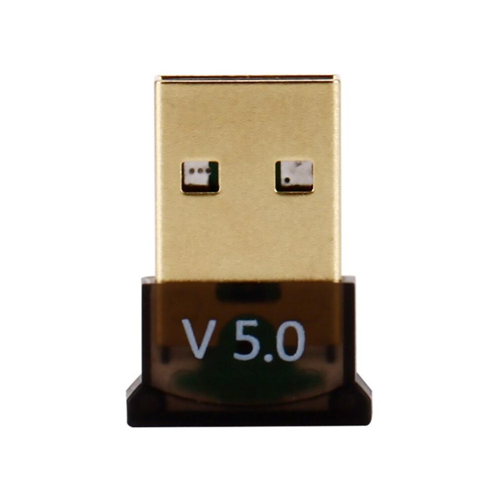 USB بلوتوث 5.0 محول دونغل CSR 4.0 اللاسلكية استقبال الصوت الارسال ل جهاز كمبيوتر شخصي المتكلم ل ويندوز 10