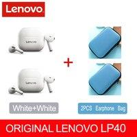 LP40 2 White 2 Case