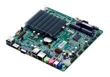 Celeron processador n2940 placa-mãe com lvds, suporte 8g ddr3 mini placa-mãe do computador, mini itx placa-mãe 2.0ghz
