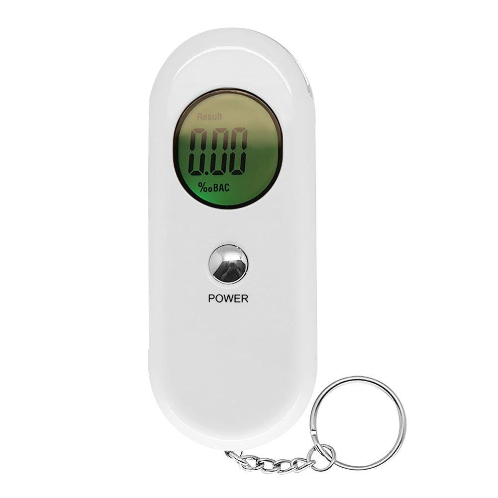 lcd respiração digital resposta rápida bafômetro para