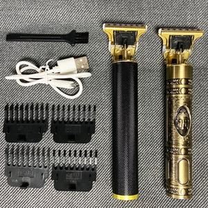 Электрическая машинка для стрижки волос, перезаряжаемая бритва, триммер для бороды, профессиональная Мужская машинка для стрижки волос, Парикмахерская Машинка для стрижки волос|Машинки для стрижки волос|   | АлиЭкспресс