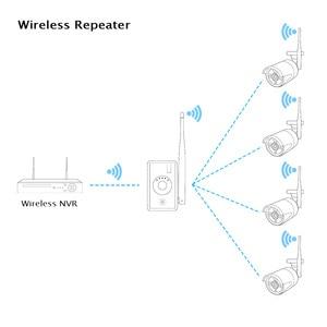 Image 5 - 無線 lan 範囲 hiseeu 用ワイヤレスセキュリティカメラシステム