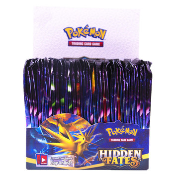 Pokemon TCG: Hidden Fates Elite Trainer Box Collectible Trading Card Game Kids Toys Gift 2