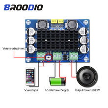 все цены на TPA3116D2 Digital Audio Amplifier Board Mono Power Amplifiers DC12-26V Amplificador DIY Sound Speaker Home Amplifier Speakers онлайн
