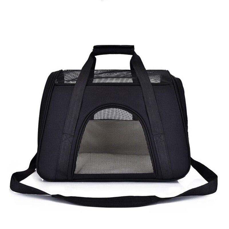 PUPISHE evcil hayvan sırt çantası Messenger taşıma torbaları kedi köpek taşıyıcı giden seyahat paketleri nefes Pet çanta Yorkie Chihuahua