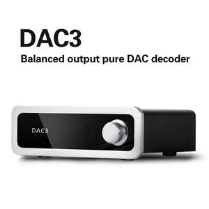 MINI audio AMP USB DAC CSS XMOS XU208 ES9028Q2M OPA111 audio amplifier Decoder XRL out