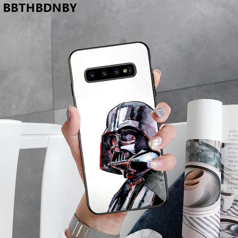 Darth vader Coque de Galaxy S8 caso de teléfono para Samsung S9 más S6 edge plus S7 borde S8 más S10 plus