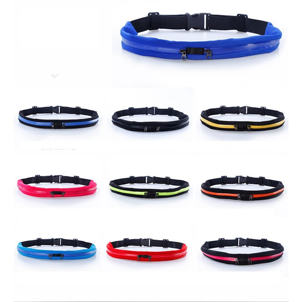 Waist-Belt-Bag Cycling-Waist-Pack Sport Running Sweatproof Multifunctional Breathable