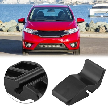 Car Auto Air Cleaner Intake Filter Box Housing Clip Clamp 17219-P65-000 for Honda Fit ABS Plastic Black image