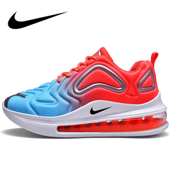 Nike2020 new spring and summer men's shoes men's sports shoes casual shock absorption marathon running full palm air cushion har