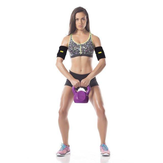 2020 Arm Warmers Sweat Arm Shaper Sauna Effect Shaping Adjustment Tightening Arm Slimming Shaping Belts Heat Insulation 2PCS 2