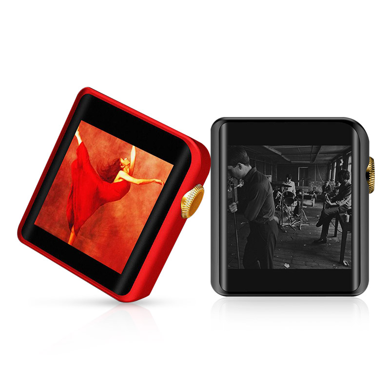 Shanling M0 Hi-Res Bluetooth Touch Screen Portable music player (Clip)