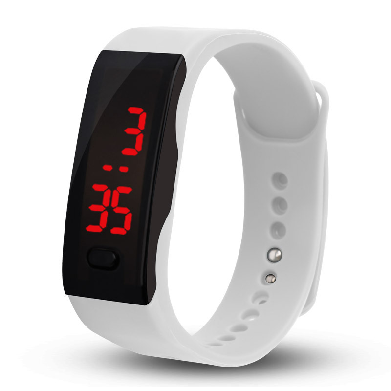 Fashion Sports Children's Watches Led Digital Electronics Sport Wristband Kids Wristwatch Student Baby Hour Numeral Clock FD3150
