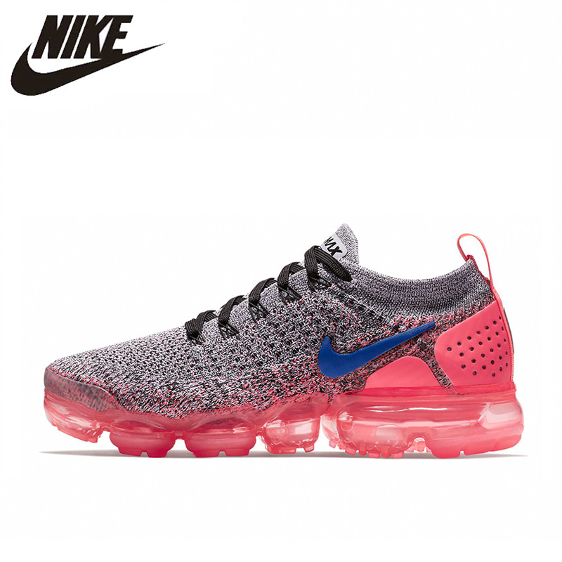 US $45.01 73% OFF|NIKE AIR VAPORMAX FLYKNIT 2 Running Shoes Sneakers Outdoor for Women 942843 104 36 39 EUR Size W in Running Shoes from Sports &