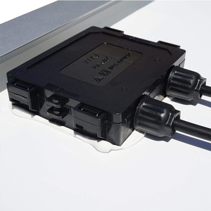 Image 4 - 18V 100W/200W/300W/400W Monocrystalline Solar Panel for 12V Solar Battery Charge Home solar energy system 100W solar panels