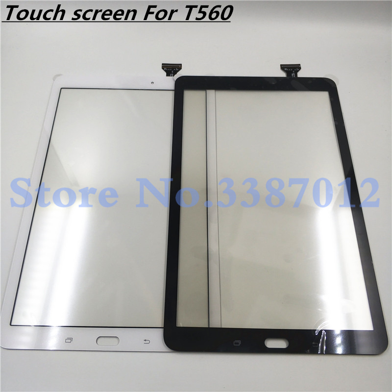 Original 9.6 inch For Samsung Galaxy Tab E T560 T561 SM T560 SM T561 Touch Screen Digitizer Panel Sensor Replacement-in Mobile Phone Touch Panel from Cellphones & Telecommunications