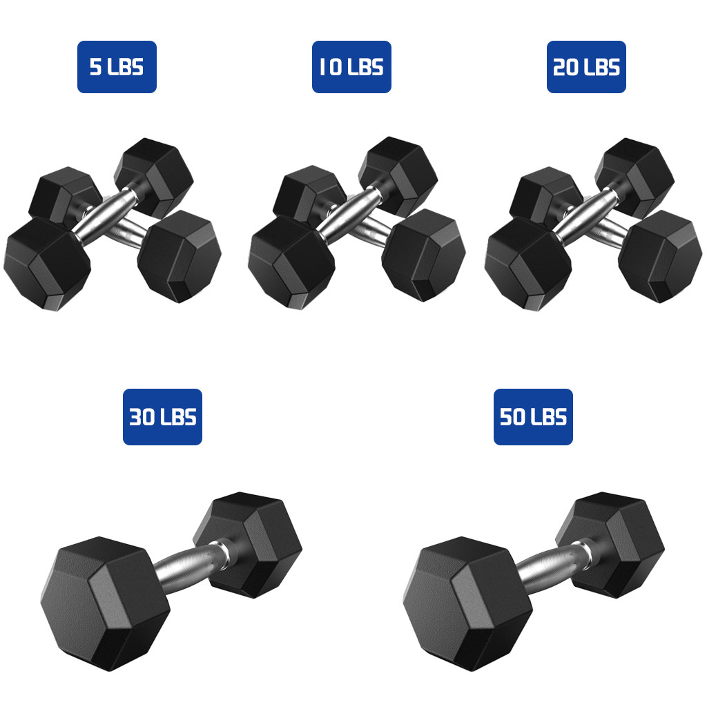 2020 Hot Sales dumbbell Gym Weight Barbell Gym Weight Dumbbell Spring New Pesas Mancuernas Gimnasio Pesa Ship From USA-5