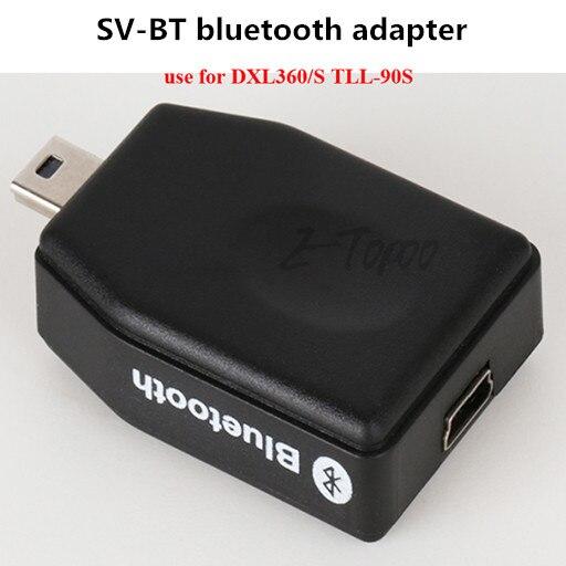 Новая модель DXL360/S/C V2 Цифровой угломер и уровень измерения двухосевого уровня коробка угол линейка измеритель высоты - Цвет: Bluetooth adapter