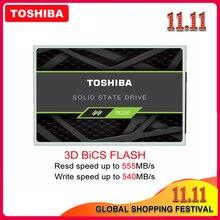 "100% TOSHIBA 240GB Solid State Drive TR200 480GB 64 schicht 3D BiCS FLASH TLC 2,5 ""SATA III SSD 960GB Interne Festplatte für PC Laptop"