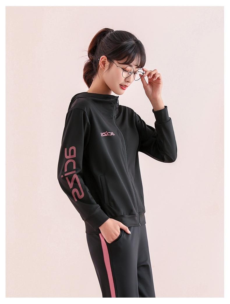 camisola com capuz correndo de fitness sportwear
