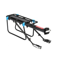 цена на Bicycle Luggage Carrier Cargo Rear Rack 20-29 Inch Bikes Install Tools Shelf Cycling Seatpost Bag Holder Stand Racks